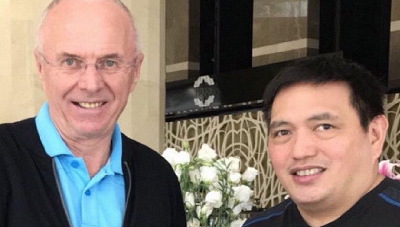 Sorpresa: che ci fa Eriksson nelle Filippine? È il nuovo Ct