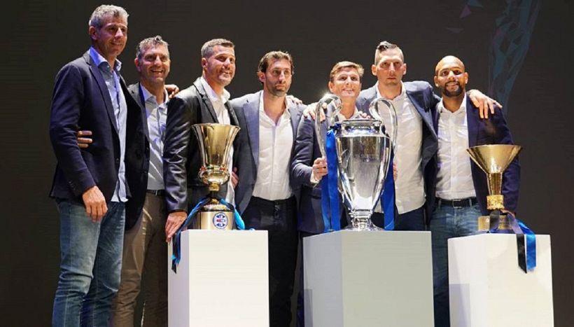 Inter, nostalgia Triplete come carica per il derby