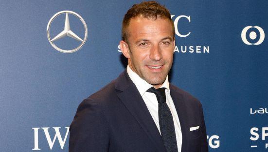 """Del Piero si racconta in un altro libro: """"Detto tra noi"""""""