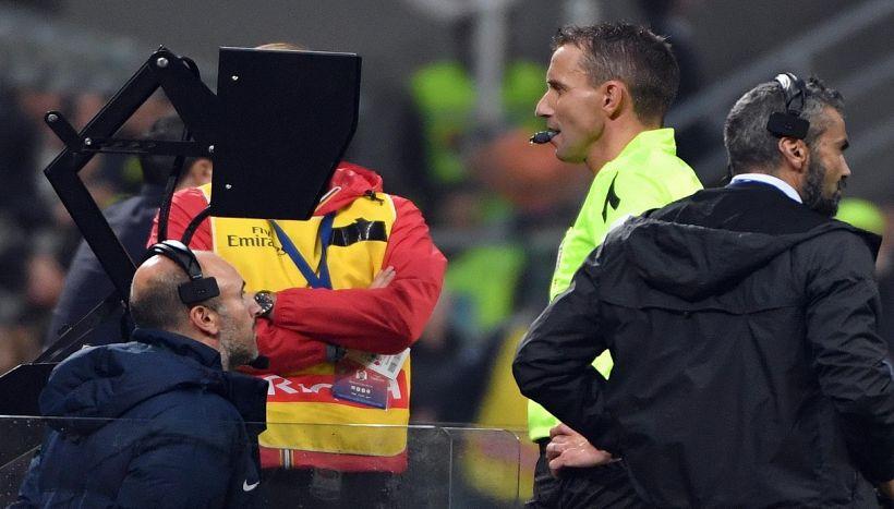 Solo l'Inter può lamentarsi della Var