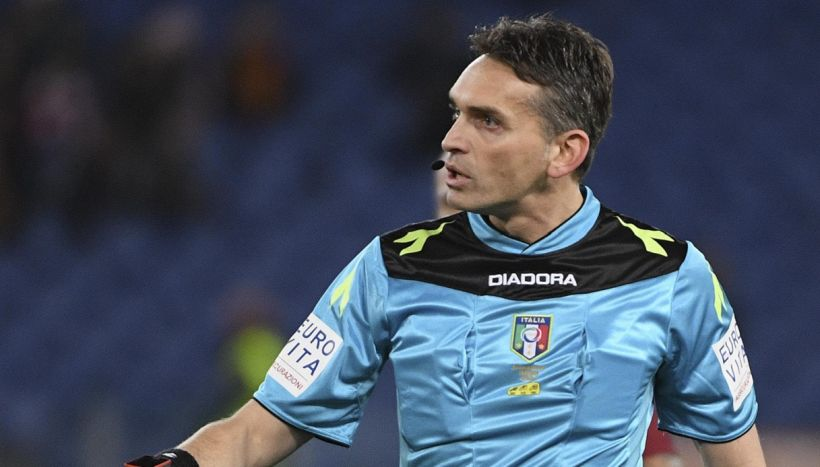Ecco l'arbitro di Juve-Inter, scelta che piace a tutti