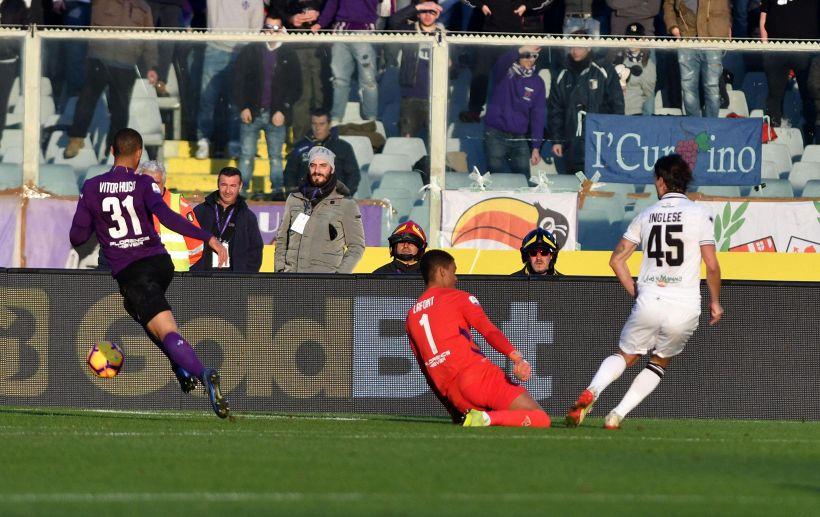 Serie A: Fiorentina-Parma 0-1