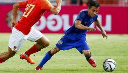 Fifa 19, il viso del calciatore thailandese fa scoppiare l'ironia