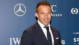 """Del Piero boccia l'Inter: """"Ecco perché si fa male da sola"""""""