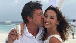 Fabio Caressa e Benedetta Parodi, album di seconde nozze