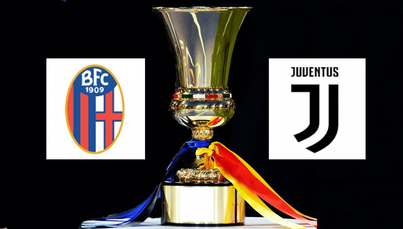 Bologna-Juventus di Coppa Italia, dove vederla in tv e streaming