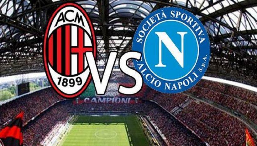 Caos date, dove si gioca Milan-Napoli di coppa Italia?