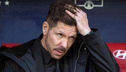 L'Inter fa infuriare Simeone