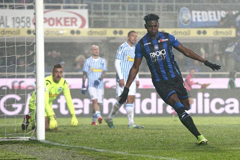 Serie A: Atalanta-Spal 2-1