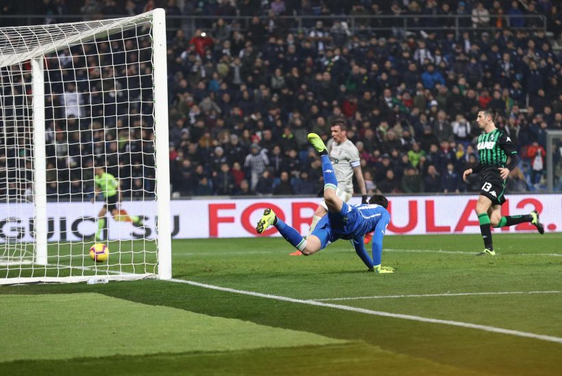 Serie A: Sassuolo-Juventus 0-3