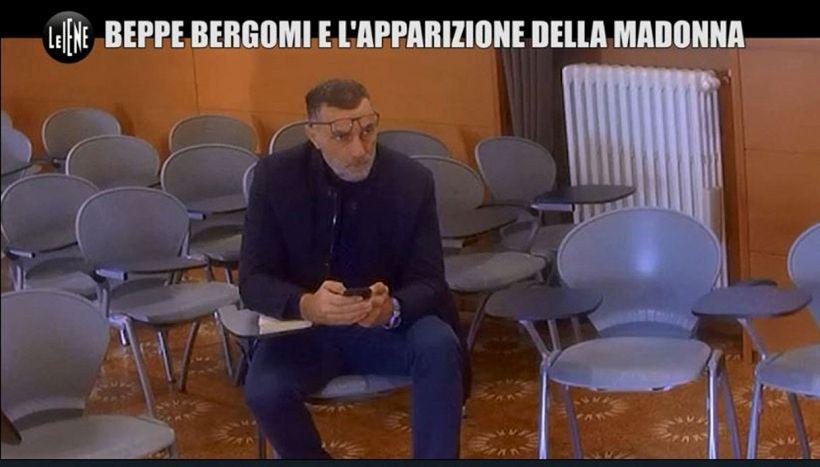 L'apparizione della Madonna e triplete: scherzo a Beppe Bergomi