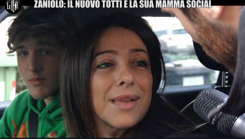 Bufera social dopo l'intervista a Le Iene, mamma Zaniolo replica