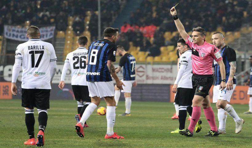 Luca Marelli spiega vero motivo del gol annullato all'Inter