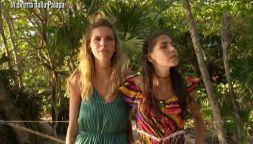 Isola, la scelta definitiva delle sorelle Mihajlovic