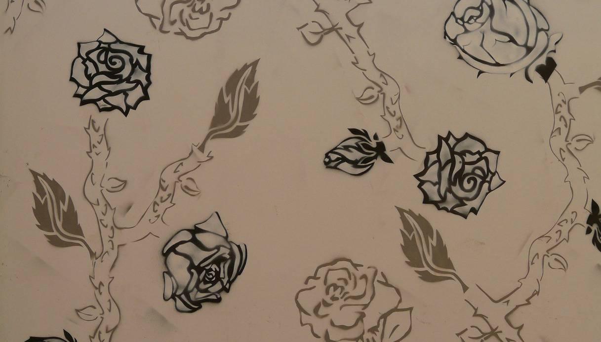 Cinque Passaggi Per Disegnare Una Rosa Supereva