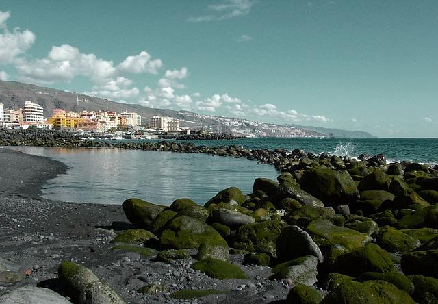 Quali sono le spiagge più belle dell'isola di Tenerife?
