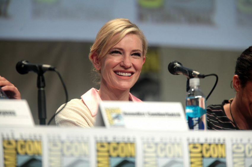 Cate Blanchett, attrice da Oscar: segreti per la cura del corpo