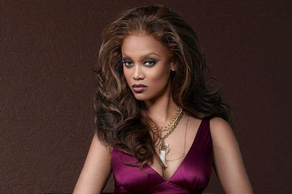 Chi è la super modella americana Tyra Banks