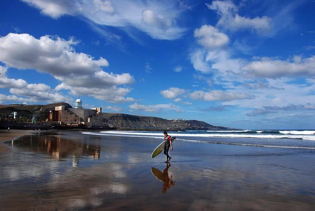 Divertimento e relax nelle vacanze nelle quattro Isole delle Canarie ...