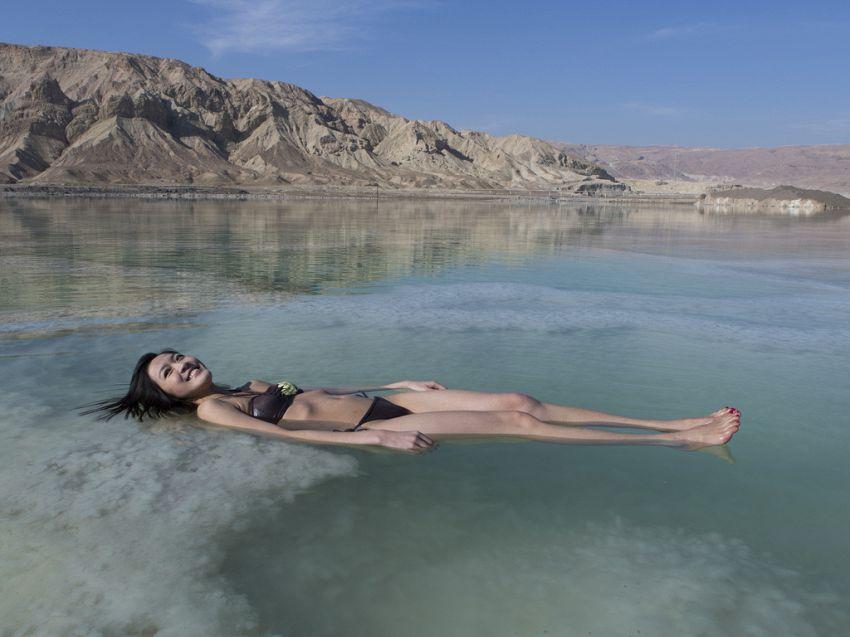 Cure presso il Mar Morto: benessere e relax