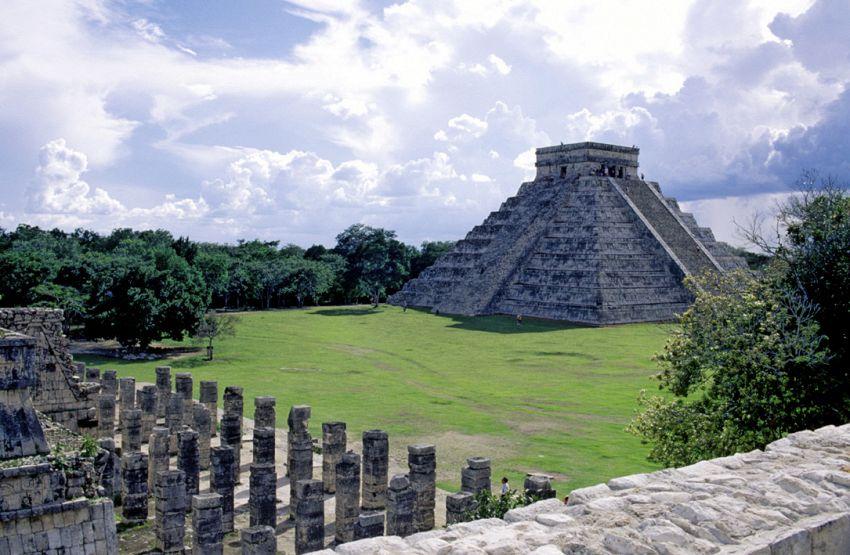 Messico: Chichén Itzà, una delle sette meraviglie del mondo