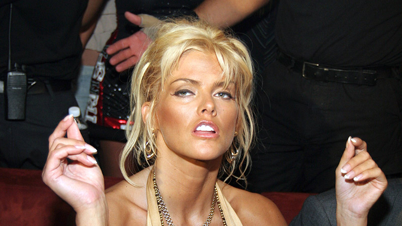 Anna Nicole Smith: vita e carriera di una diva