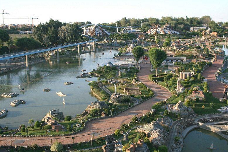 Parco tematico Italia in miniatura: cos'è e dove si trova?