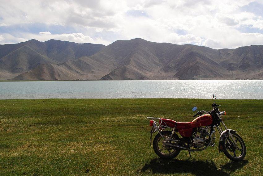 I libri di chi ha fatto il giro del mondo con la propria moto