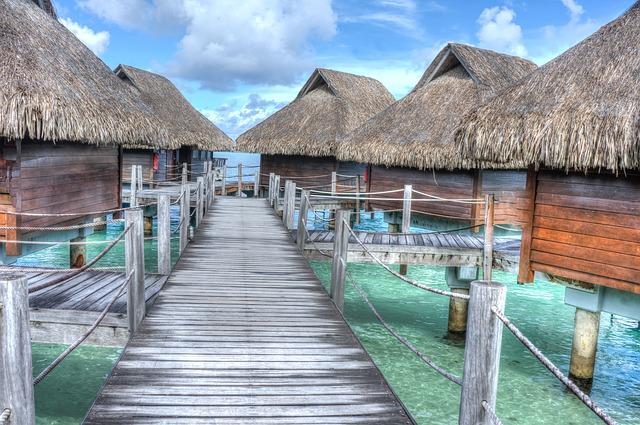 Bora Bora: viaggio low cost nell\'incantanto mondo della Polinesia ...