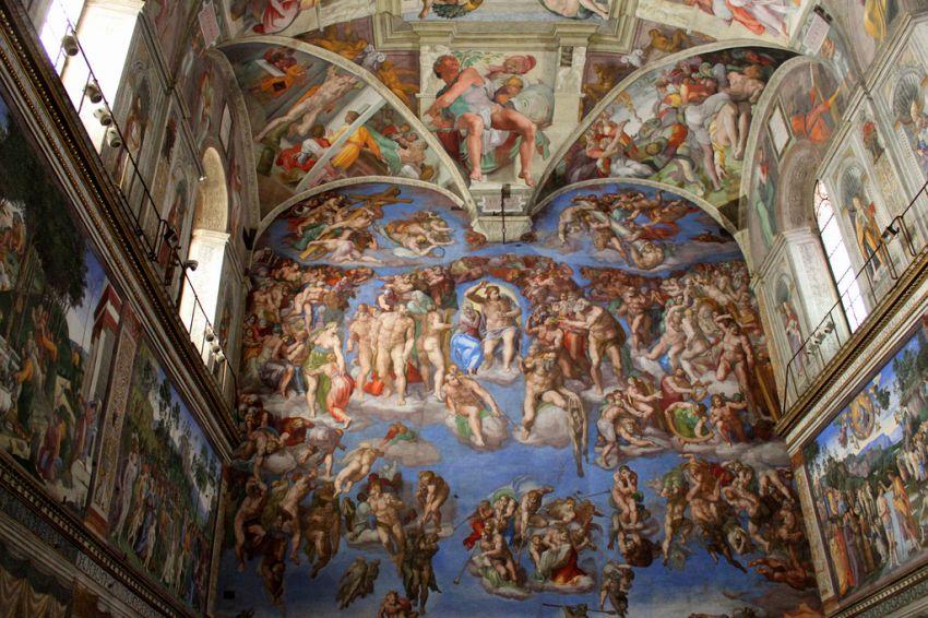 La Cappella sistina e l'arte senza tempo dei Musei vaticani