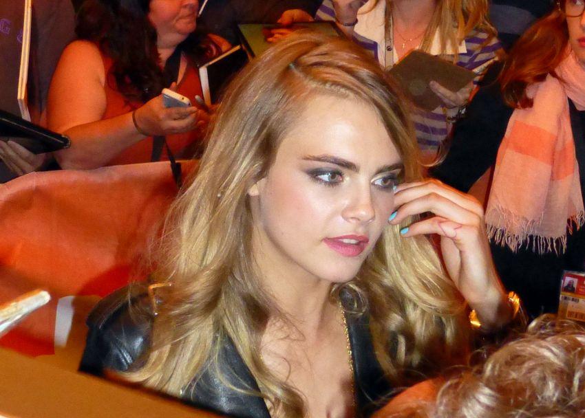 Cara Delevingne: da top model ad attrice di successo