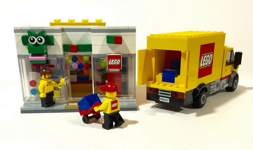 Lego store: aprono in Italia i negozi dedicati ai mattoncini