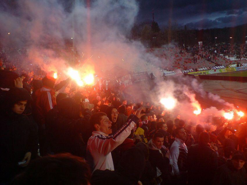 Tifosi e codice d'onore, in Bulgaria la Carta degli Ultras