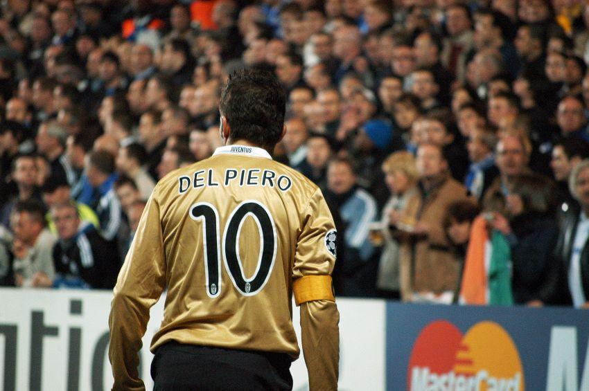 Alessandro Del Piero, 19 anni di Juventus