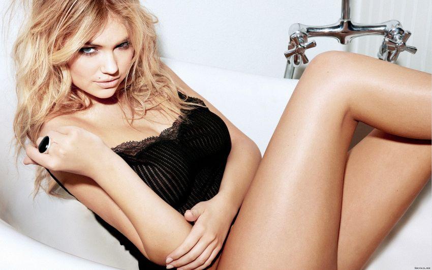 Kate Upton: i segreti di bellezza della modella tutta curve