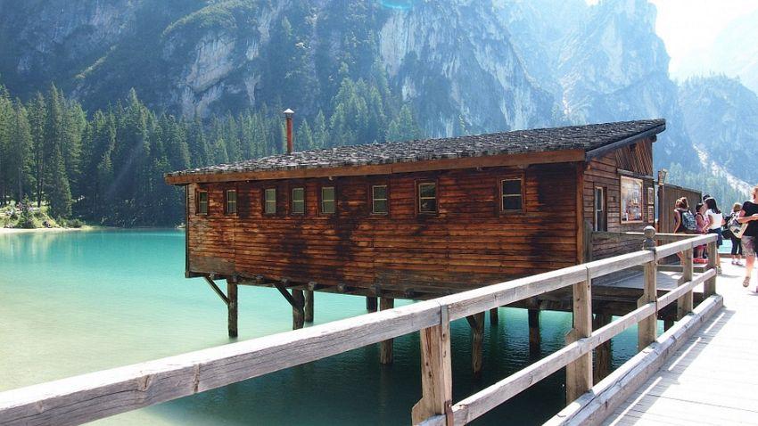 Lago Braies: mappe, hotel e vacanze in un paradiso del Trentino