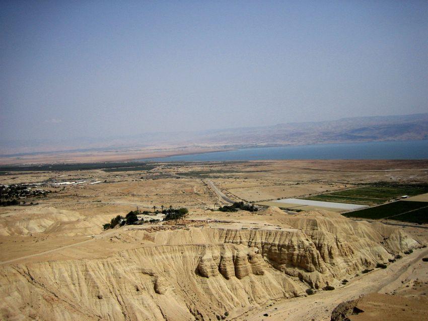 Il Mar Morto e le cure con il sale del benessere