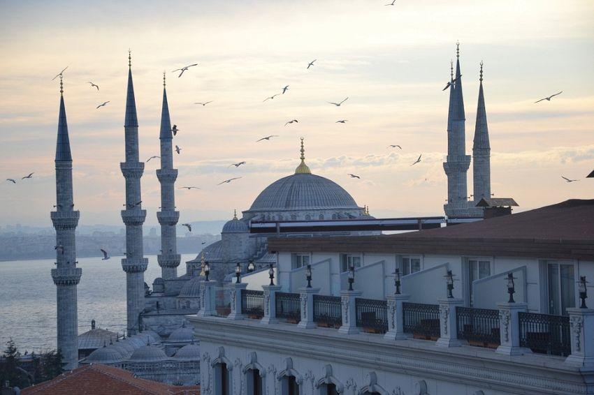 Moschea Blu e Basilica di Santa sofia: le due attrazioni di Istanbul