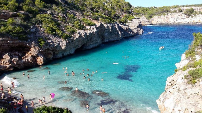 Palma de Maiorca le più belle spiagge delle Baleari