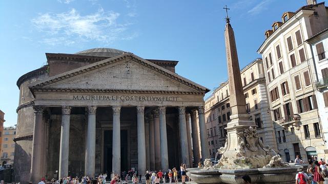 I prezzi e gli orari degli ingressi per una visita al Pantheon di Roma