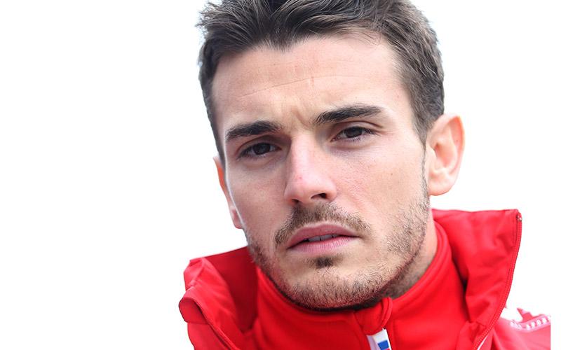 Jules Bianchi, lo sfortunato pilota francese di Formula 1