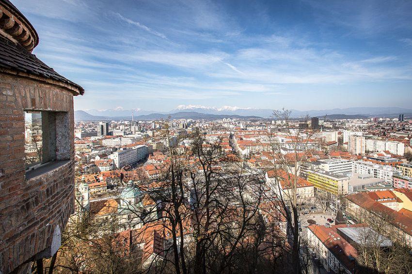 La vita a Lubiana: dove mangiare e come trovare lavoro