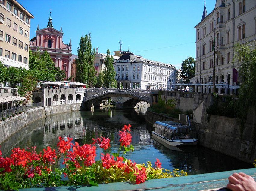 Alla scoperta di Lubiana, capitale slovena: come arrivare