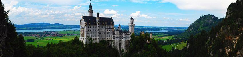 I castelli della Baviera: tour attraverso quattro dimore da favola