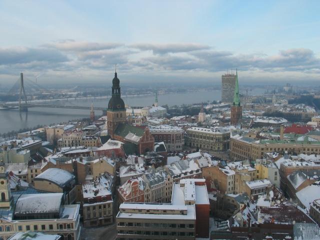 Riga, in Lettonia: cosa vedere, come arrivare e dove alloggiare