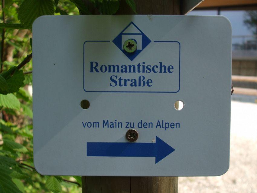 Romantische Strasse, l'itinerario nel cuore della Baviera