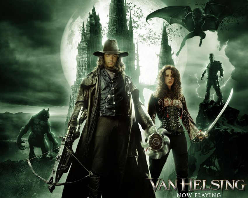 Kelly Overton interpreta in tv Vanessa Van Helsing