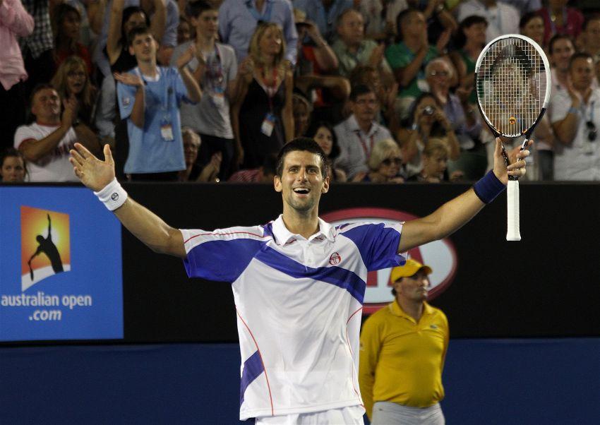 Novak Djokovic, la carriera dell'attuale numero uno al mondo del tennis