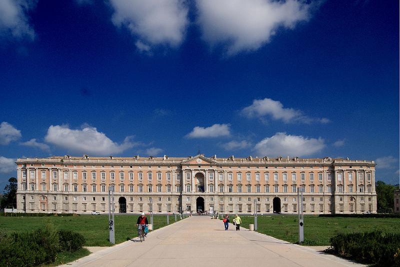Reggia di Caserta: la risposta italiana alla Reggia di Versailles