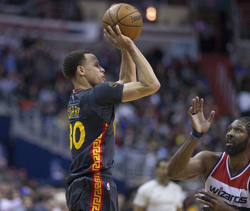 Stephen Curry, la storia di un fenomeno del basket